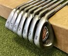 Ping Blue Dot i10 Irons 4 PW AWT Stiff Flex Steel Golf Club Set
