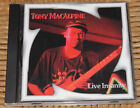 TONY MACALPINE - Live Insanity NEW CD
