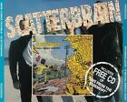 Scatterbrain - Here Comes Trouble/Live From The Basement 2 CD 1990 AUSTRALIA