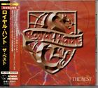 Royal Hunt ‎The Best JAPAN CD with OBI TECW-25811