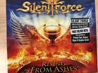 SILENT FORCE - Rising From Ashes CD Digipak 2013 AFM Records Exc Cond! Bonus