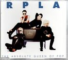 R P L A  - THE ABSOLUTE QUEEN OF POP - 4 TRACK 1993 CD SINGLE - NEAR MINT