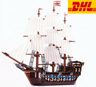 10210 Lego Compatible 1664pcs Imperial flagship Disney Pirates Of The Caribbean