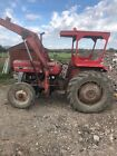 Massey Ferguson 135 Logbook And Loader