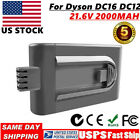 For Dyson DC16 DC12 Root 6 12097 BP01 2000mAh Li-ion Vacuum Cleaner Battery WM