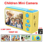 Portable 0.3MP USB Digital 1080P Cartoon Kid Video Camera Camcorder w/ 32GB Card