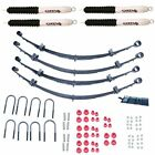 2 Inch Lift Kit with Shocks 76 86 Jeep CJ Models