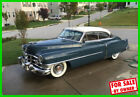 1950 Cadillac Series 61 1950 Cadillac Series 61 Coupe 1950 Cadillac Series 61 Coupe 8 Cylinder Gas 3 Speed Automatic RWD MD c84412