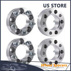 4Pcs 15 inch Wheel Spacers Adapters 5X45 1 2X20 For Ford Jeep Dodge Lincoln