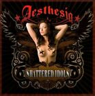 Aesthesia - Shattered Idols [CD New] Guns N Roses, Hardcore Superstar.