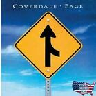 Coverdale & Page by Coverdale/Page/David Coverdale/Jimmy Page (CD, Mar-1993,...