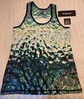 INKnBURN Womens Medium Glass Singlet