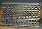 12 pieces LGB  Aristo 12 straight track Very good condition