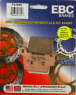 EBC BRAKE PADS FA368R MC BMW