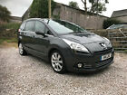 Peugeot 5008 Allure 16 HDI Registered May 2013 Only 2 Owners