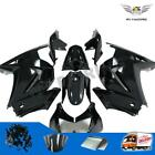 Fairing for Kawasaki Ninja 250R 2008-2012 09 Glossy Black Injection Bodywork v0p