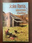 Mountain Cooking book by John Parris signed 1978 WNC history HB DJ VGUC