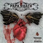 1 CENT CD Getting Away with Murder [PA] - Papa Roach