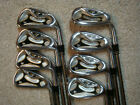 Taylor Made R7 TP irons set 4 AW Rifle Project X 65 STEEL NICE