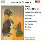 Leroy Anderson CD Orchestral Favourites RICHARD HAYMAN Easy Listening Orchestral