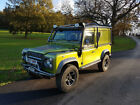 Land Rover Defender custom made from 90 110 1 of a kind 1st of its kind