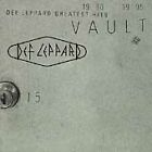 Vault: Def Leppard Greatest Hits by Def Leppard (CD, Oct-1995, Mercury)