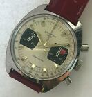 Vintage Croton Computer Swiss Chronograph hand widing mens watch, Valjoux 7733