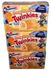 3 BOXES Hostess Twinkies Orange Creme Sponge Cakes  10 per box Exp 9/16/19 HTF