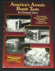 Americas Atomic Bomb Tests DVD 1998 Nuclear War US Military Ground Zero Film