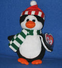 TY FREEZIE the PENGUIN BEANIE BABY - MINT with MINT TAGS - NEW 2012