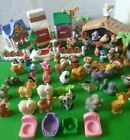 Little People Lot Christmas Main Street Nativity Alphabet Animals more