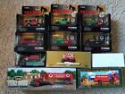 (11) Texaco Themed Die Cast Collectible Toys