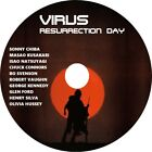 Virus Resurrection Day 1980 Post Apocalyptic Sci Fi film MOD DVD disc only