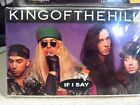 If I Say by KINGOFTHEHILL (Cassette) NEW Sealed St Louis Broken Toyz