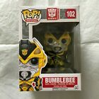 Funko Pop! Transformers Bumblebee with Cannon #102 Walmart Exclusive!