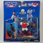 NEW NIB 1998 Starting Lineup SANDY ALOMAR JR Cleveland Indians Extended Series
