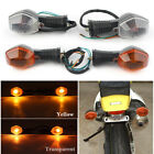 Turn Signal Indicator Light For Suzuki SV 650S 03- 16 1000 N/S DRZ400SM Amber