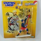 NEW NIB 1998 Starting Lineup BRIAN LEETCH New York Rangers NHL NHLPA