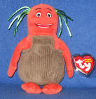 TY RUDDLE  the BOBLIN BEANIE BABY - MINT with MINT HANG TAG - NEAR MINT TUSH TAG