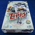 2014 Topps Football Factory Sealed Hobby Box - 1 Autograph or Relic Card Per Box