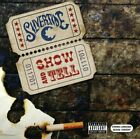 SHOW AND TELL  CD