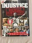 Real Crime Injustice Wrongly Convicted First Edition brand New Magazine