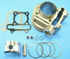 NEW FOR GY6 150cc scooter moped atv quad gokart engine cylinder piston pin kit