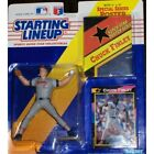 Starting Lineup Chuck Finley Figure with Trading Card and Poster 1992 MLB Baseb