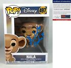 Shahadi Wright Joseph Signed Funko Pop #497 Nala Disneys Lion King PSA DNA COA
