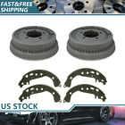 Front Kit Brake Drums  Brake Shoes For 1974 Jeep CJ5 1974 Jeep CJ6 High Quality