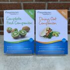 Weight Watchers 2012 Points Plus Complete Food  Dining Out Companion Books