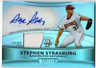 Stephen Strasburg Cards, Rookie Cards Checklist and Autograph Memorabilia Guide 11