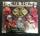 2019 PANINI ILLUSIONS FOOTBALL FACTORY SEALED HOBBY BOX NEW