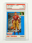 Jim Thorpe Cards and Autograph Guide 13